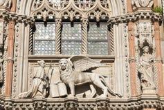 Venetian architecture Stock Images