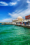 Venetian architecture in Chania, Crete Royalty Free Stock Image