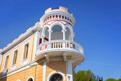 Venetian architecture of Chania on Crete Royalty Free Stock Photos