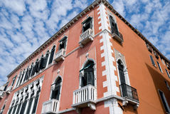 Venetian architecture, italy Stock Images