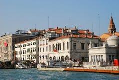 Venetian architecture Royalty Free Stock Photo
