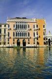venetian arkitektur Arkivfoton