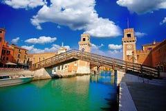 Venetian Arsenal Royalty Free Stock Photo