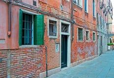 Venetian backstreet Stock Photo