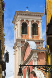 Venetian Bell Tower. Italy Royalty Free Stock Photography