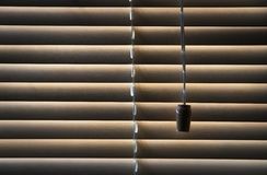 Venetian blind Stock Photos