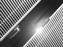 Venetian blind Royalty Free Stock Photography