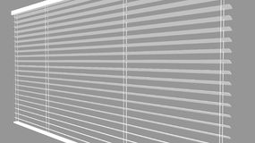 Venetian Blinds Royalty Free Stock Photos