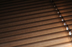 Venetian blinds Stock Photo
