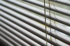 Venetian blinds Royalty Free Stock Photo