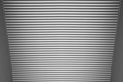 Venetian blinds cube abstract Royalty Free Stock Photography