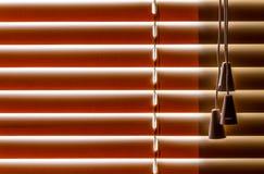 Venetian blinds Royalty Free Stock Photos