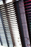 Venetian blinds Royalty Free Stock Photography