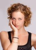 Venetian blond Royalty Free Stock Image