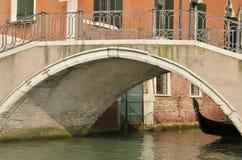 Venetian bridge Royalty Free Stock Photography