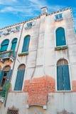 Venetian building Stock Image