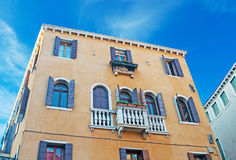 Venetian building Royalty Free Stock Image