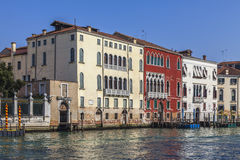 Venetian Buildings Stock Photos