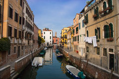 Venetian calle Stock Photo