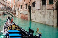 Venetian Canal Stock Image