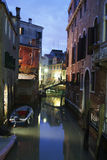 Venetian canal Royalty Free Stock Image