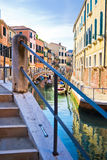 Venetian canal Stock Photos