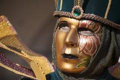 Venetian carnival-2013 Royalty Free Stock Photography
