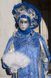 Venetian carnival-2013 Royalty Free Stock Photos