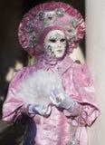 Venetian carnival-2013 Stock Image