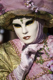 Venetian carnival-2013 Royalty Free Stock Photos