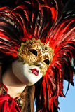 Venetian carnival Royalty Free Stock Photo