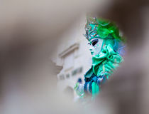 Venetian Carnival, Annecy, France Stock Photos