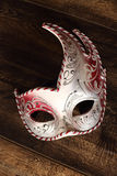 Venetian carnival mask Royalty Free Stock Photography