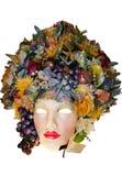 Venetian carnival mask. Stock Image