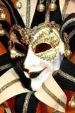 Venetian Carnival Mask - Maschera di Carnevale - Venice Italy - Creative Commons by gnuckx Stock Image