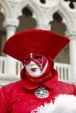 Venetian carnival mask Stock Photography