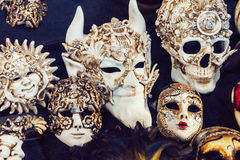 Venetian carnival masks Royalty Free Stock Photography