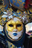 Venetian carnival, Venice, Italy royalty free stock images