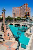 Venetian Casino in Las Vegas Stock Photo