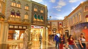 Venetian  Casino Stock Image
