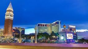 Venetian Casino Royalty Free Stock Photo