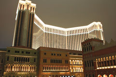Venetian Casino,Macao,China Stock Photos