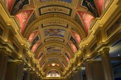 Venetian Casino, Macao Stock Image