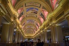 Venetian Casino, Macao Royalty Free Stock Photos