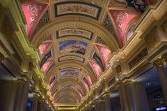Venetian Casino, Macao Royalty Free Stock Images