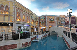 Venetian casino in Macau Royalty Free Stock Photo
