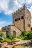 Venetian Castle in Butrint Royalty Free Stock Photo