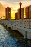 Venetian Causeway Royalty Free Stock Images