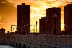 Venetian Causeway Stock Photography