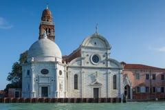 Venetian Church of San Michele in Isola, Venice, Veneto, Italy Royalty Free Stock Photography